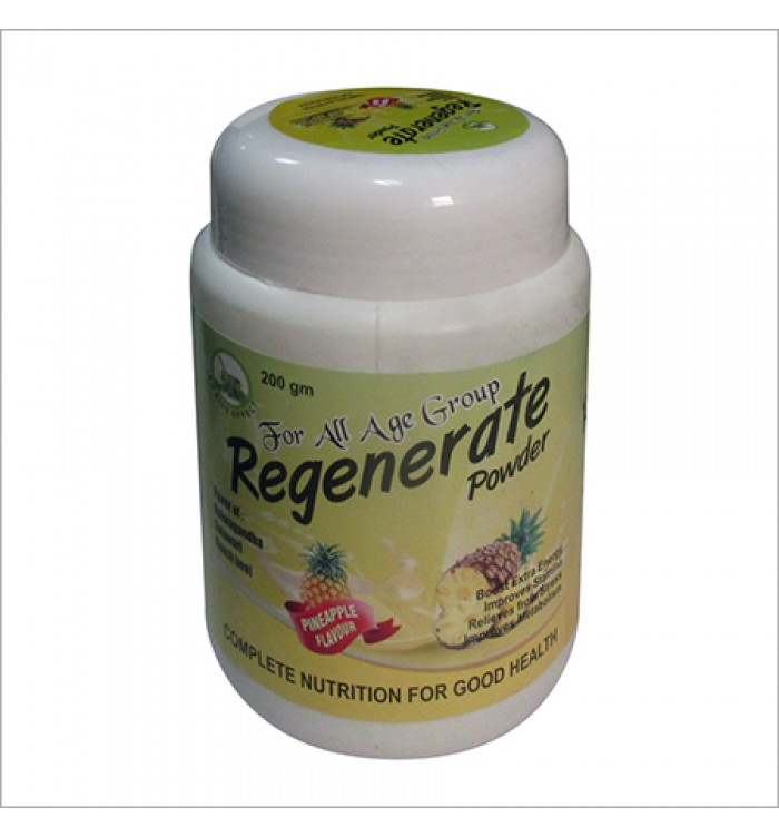 Regenerate Powder