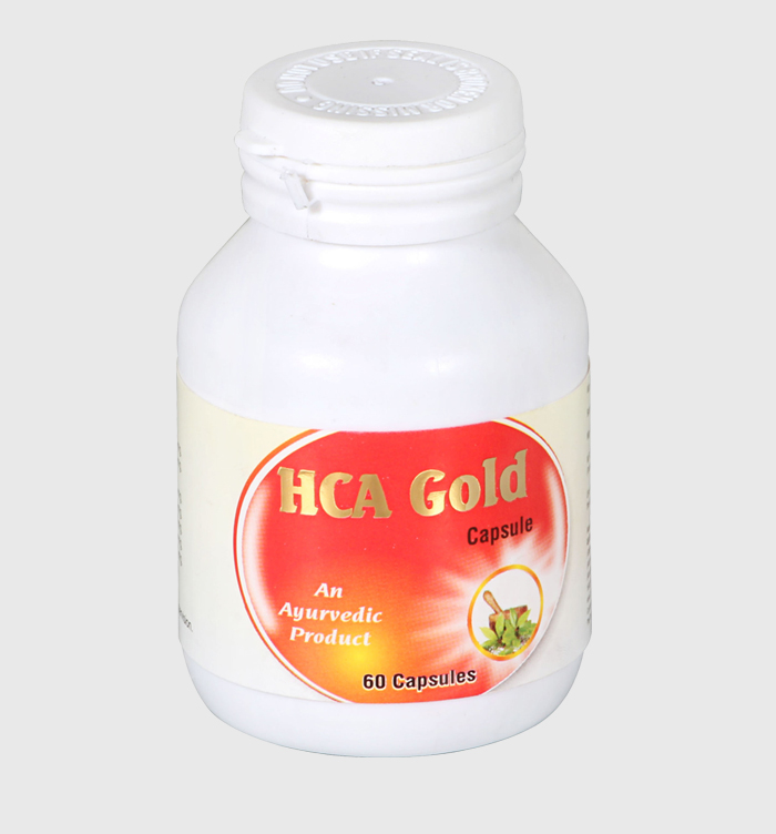 HCA Gold Capsule